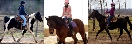 lost creek ranch wi youth riding lessons