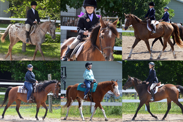 lost creek ranch wi show team